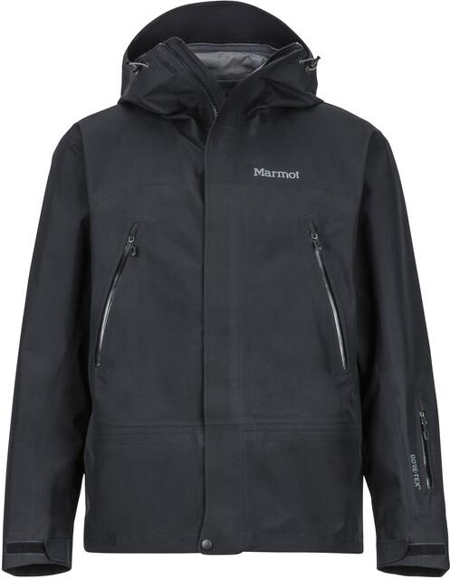 Marmot Spire Jacket Herre black | Gode tilbud hos addnature.no